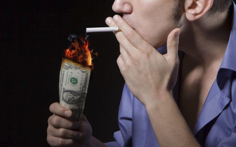 South Beach Smoke Cost of Smoking