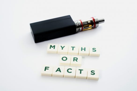 Vape and Vaping Myths