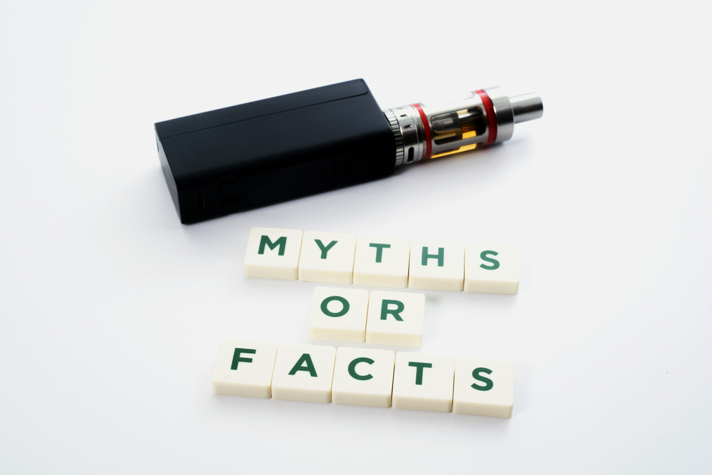 Vape and Vaping Myths Debunked
