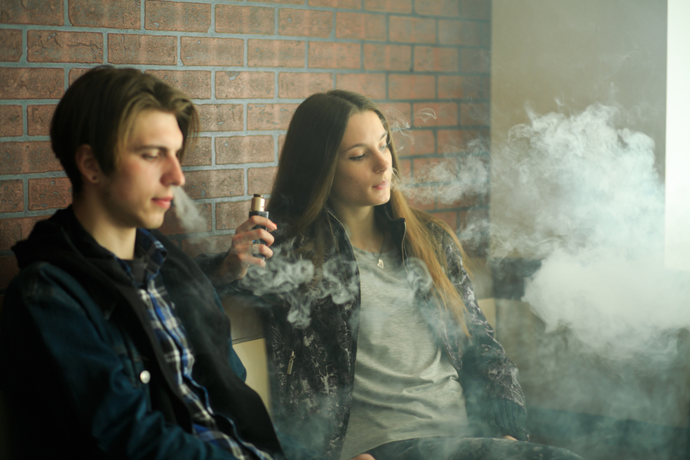 Teens and the Growing Use of Electronic Smoking Devices