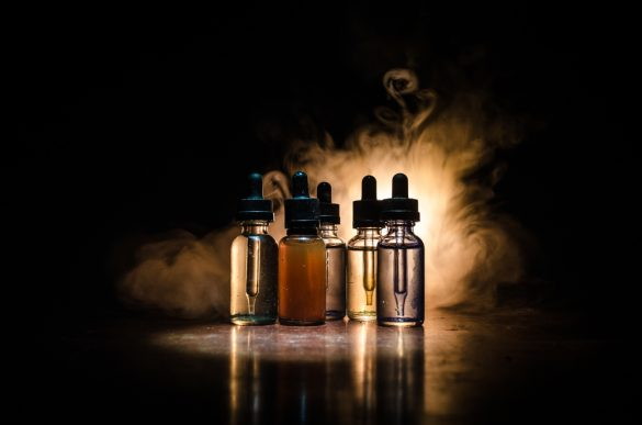 Restricting e juice flavors