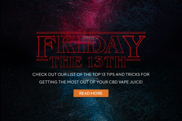 SBS Friday the13th CBD Deals