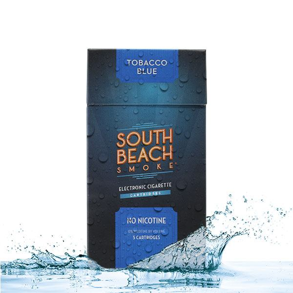 Deluxe Tobacco Blue Flavor