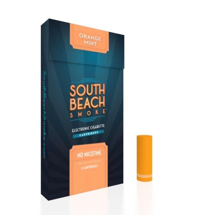 Deluxe Orange Mint Flavor