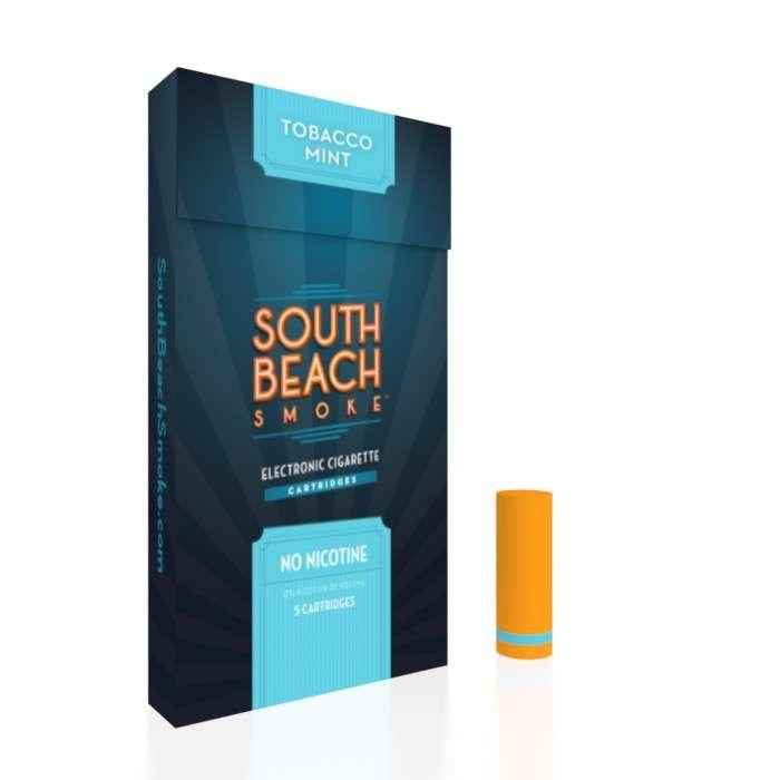 Deluxe Tobacco Mint Flavor