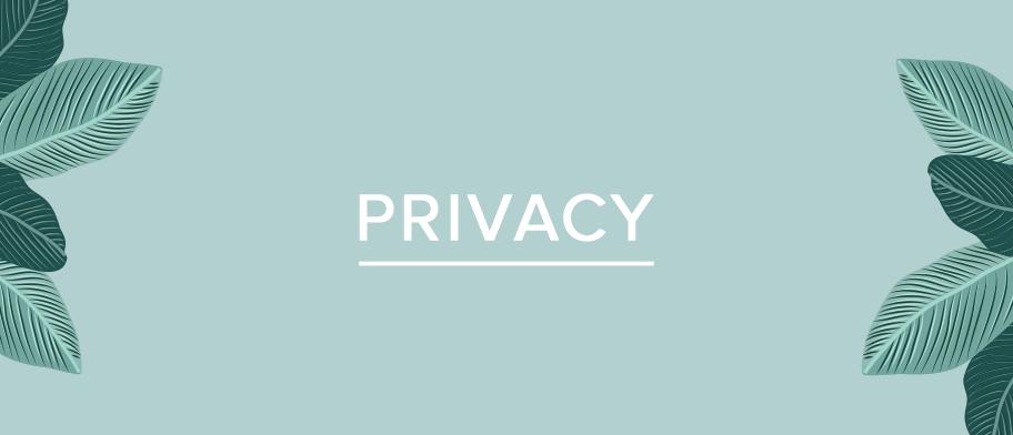 Privacy Policys