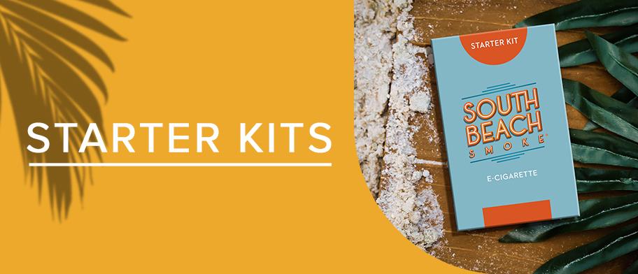 E-Cig Starter Kits Banner 2020