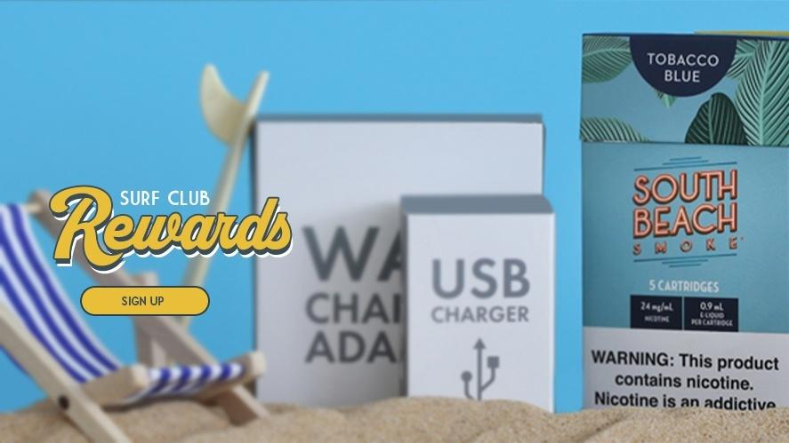 Surf Club Rewards Program