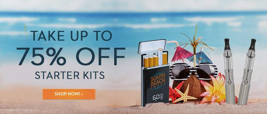 75% Off Starter Kits