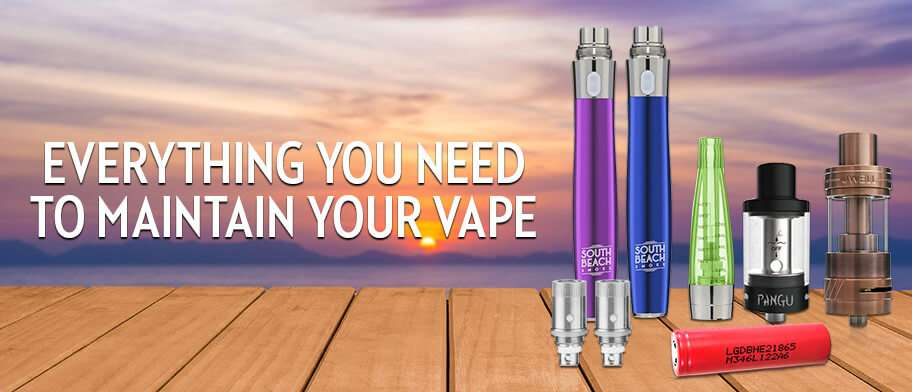 Everything You Need to Maintain Your Vape