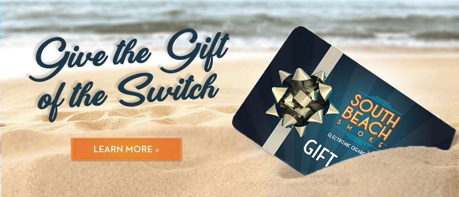 South Beach Smoke Gift Card