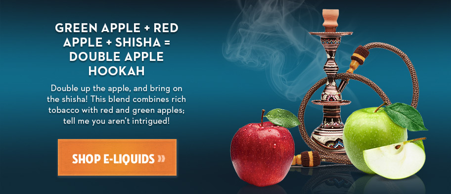 Double Apple Hookah