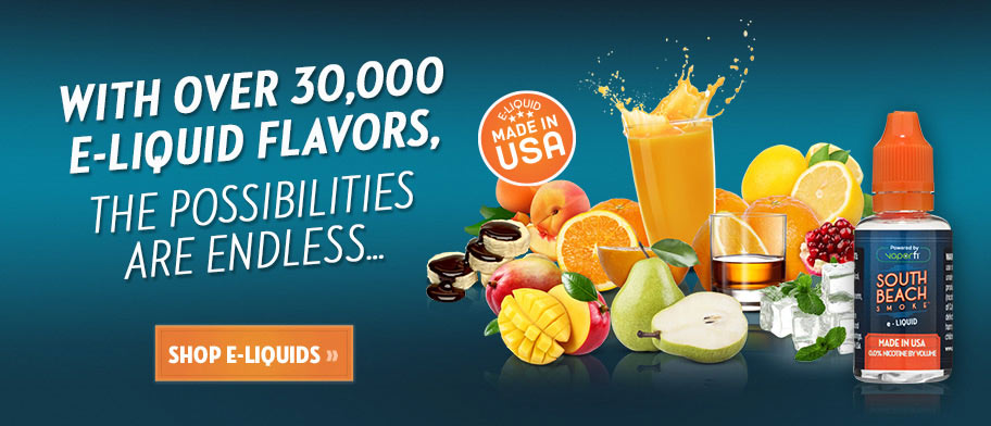 Over 30 000 Flavors
