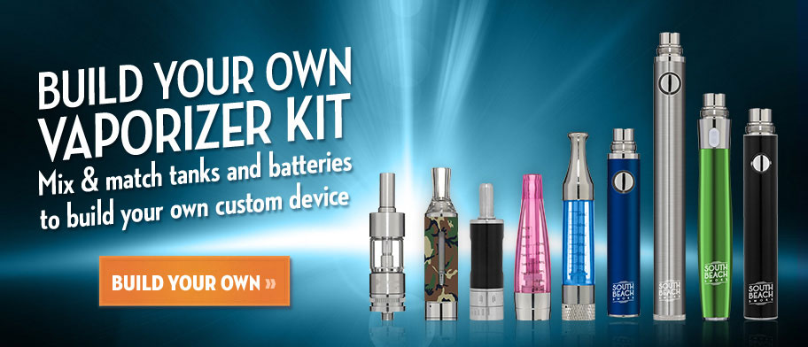 Built Your New Vaporizer Kit